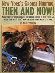 New York's Grouse Hunting article